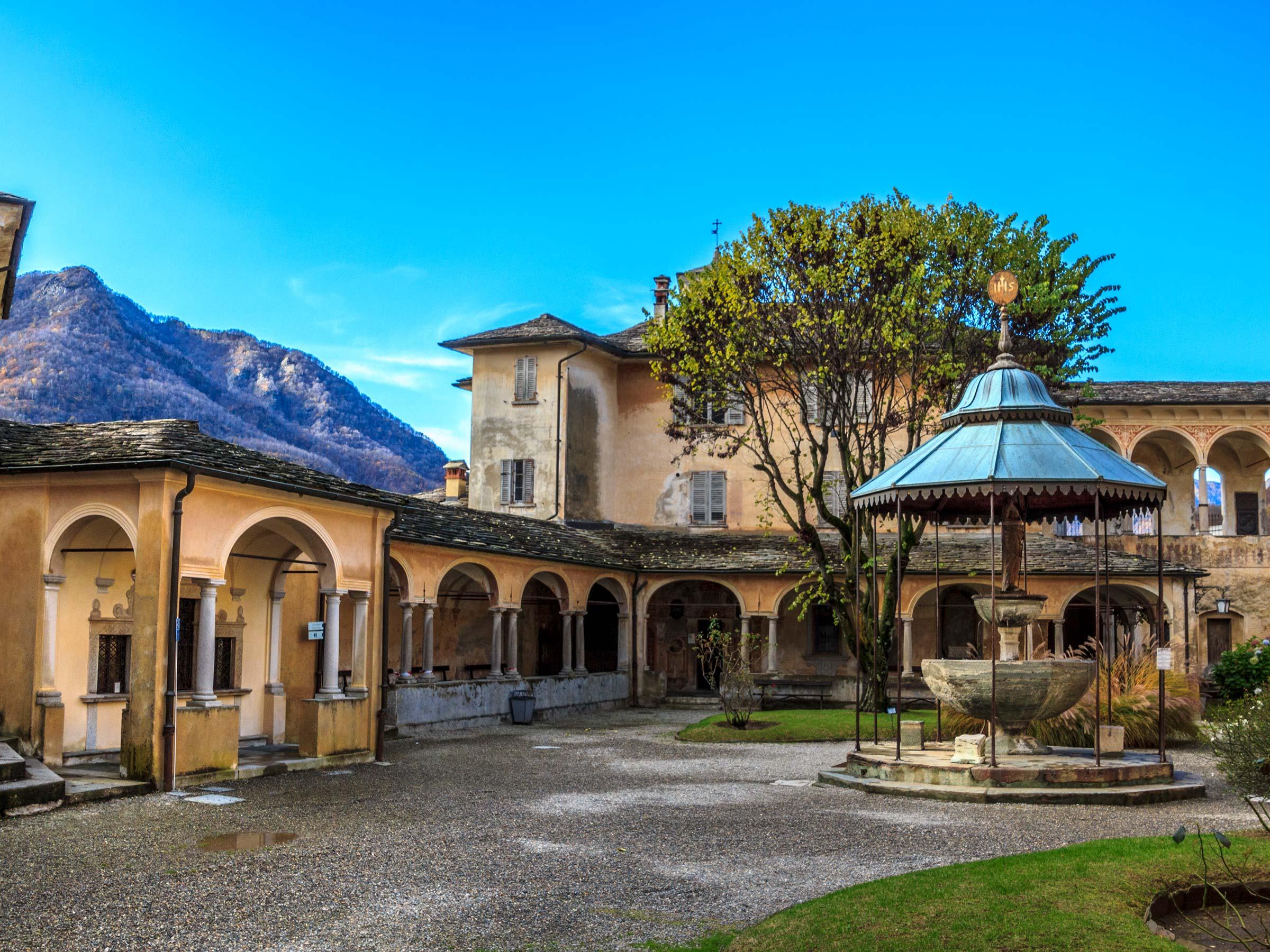 Sacro Monte di Varallo cappella resurrezione