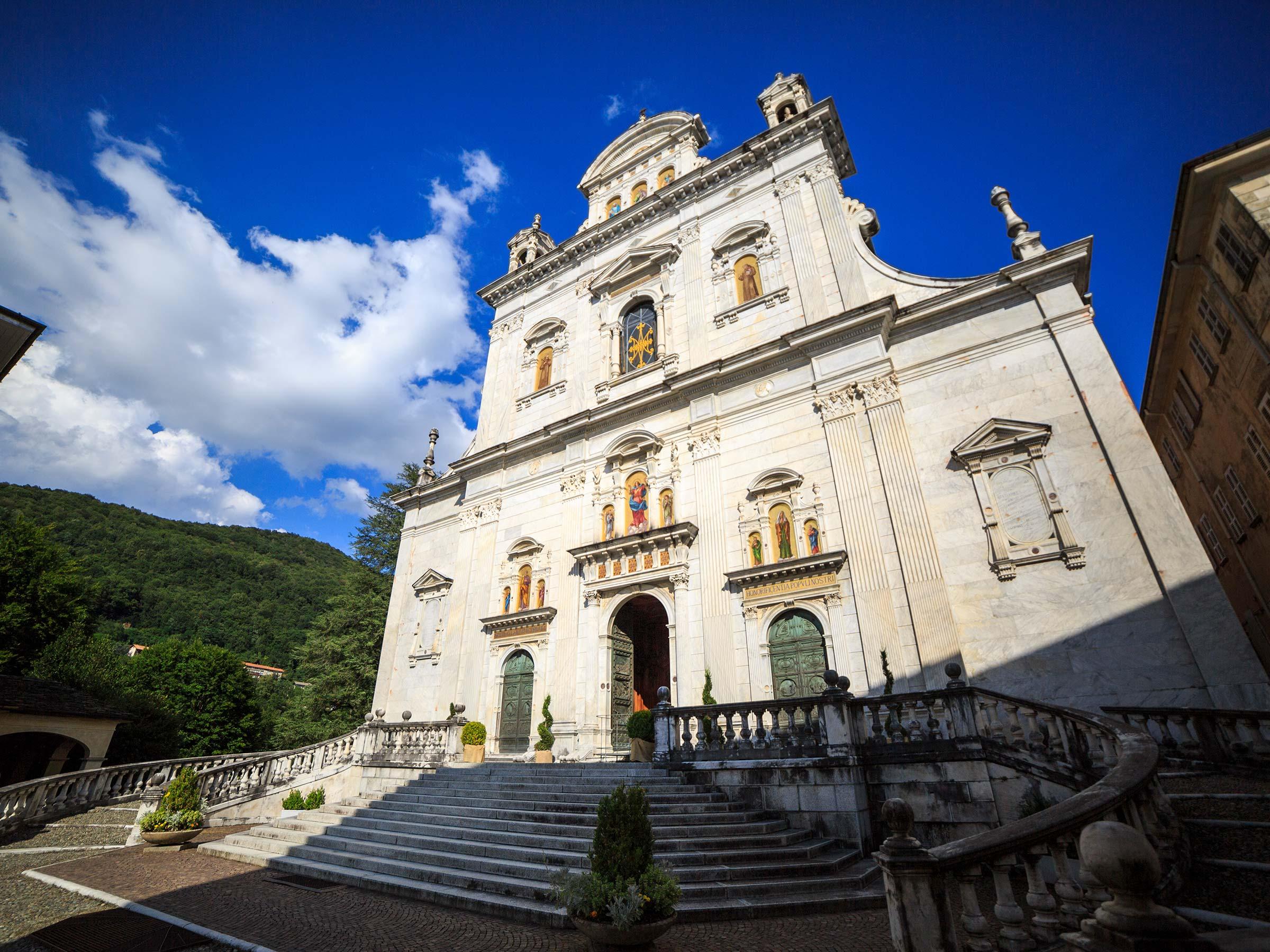 Sacro Monte di Varallo basilica