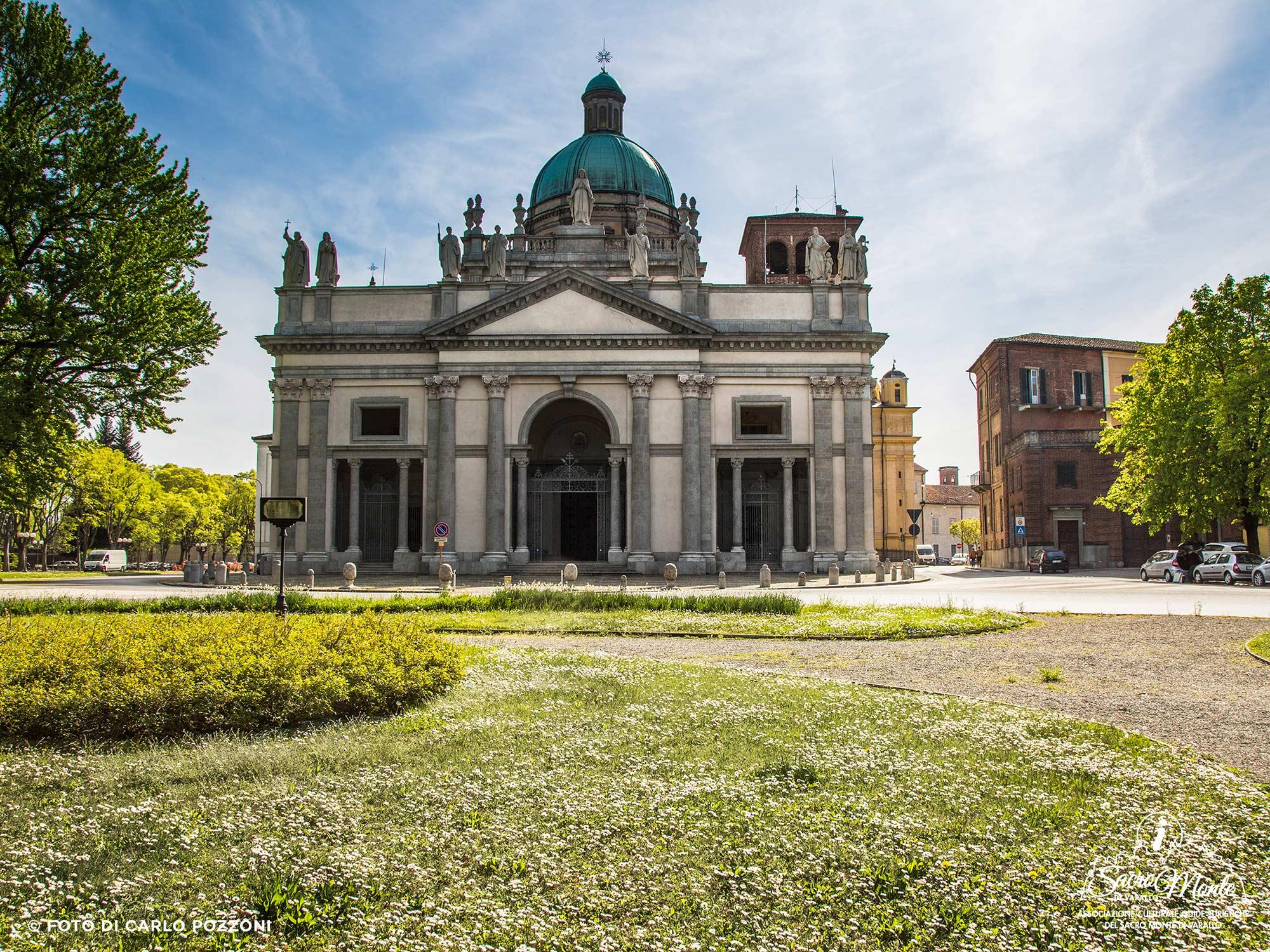 Duomo di Vercelli, Sacro Monte di Varallo