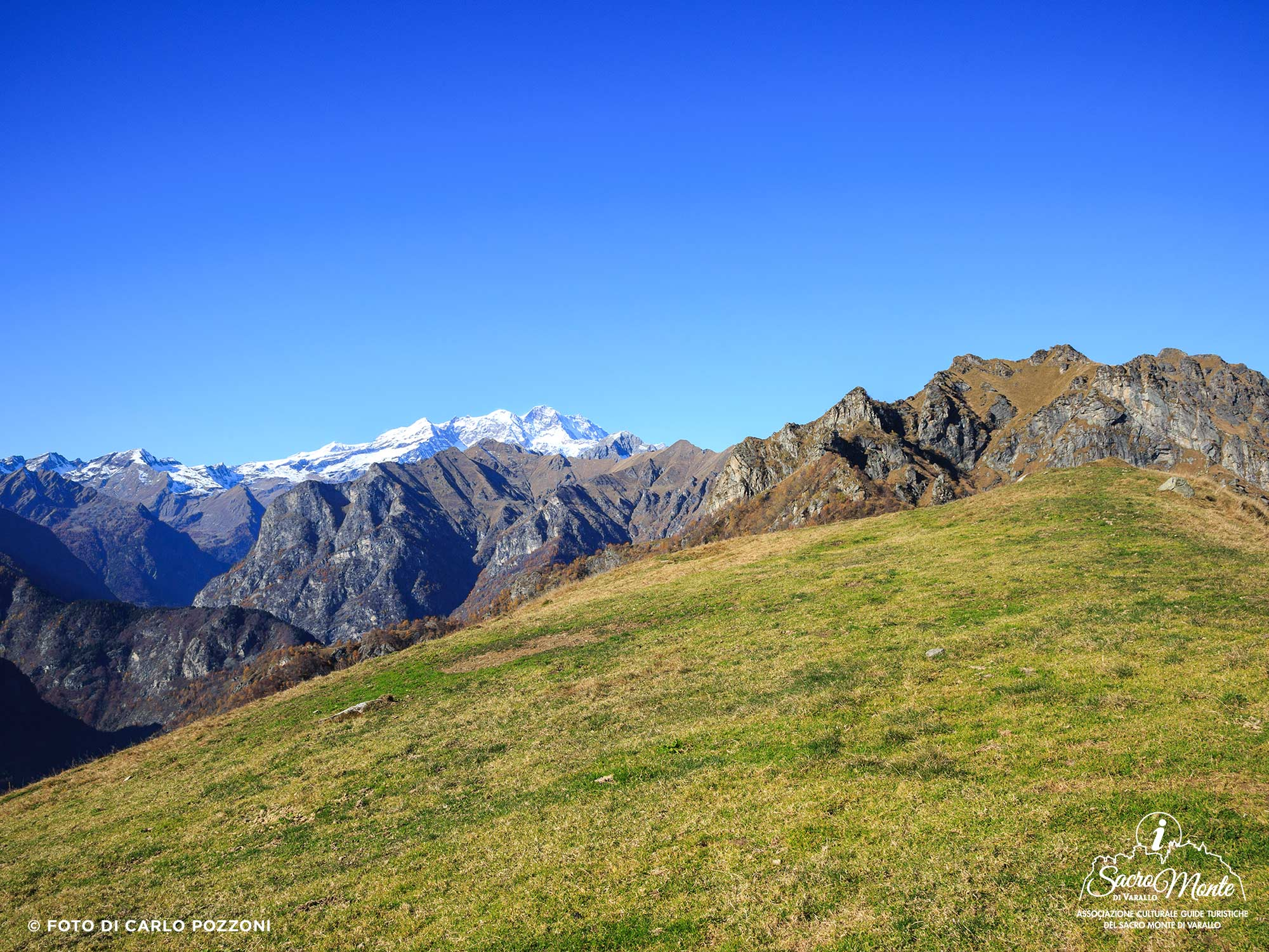 Sacro Monte di Varallo tour valsesia
