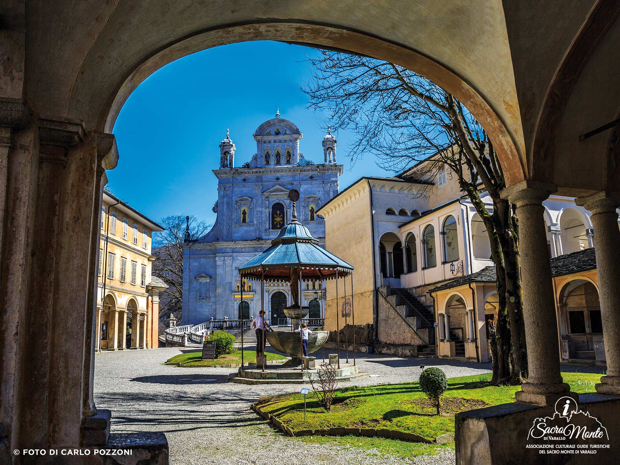 Sacro Monte di Varallo, basilica