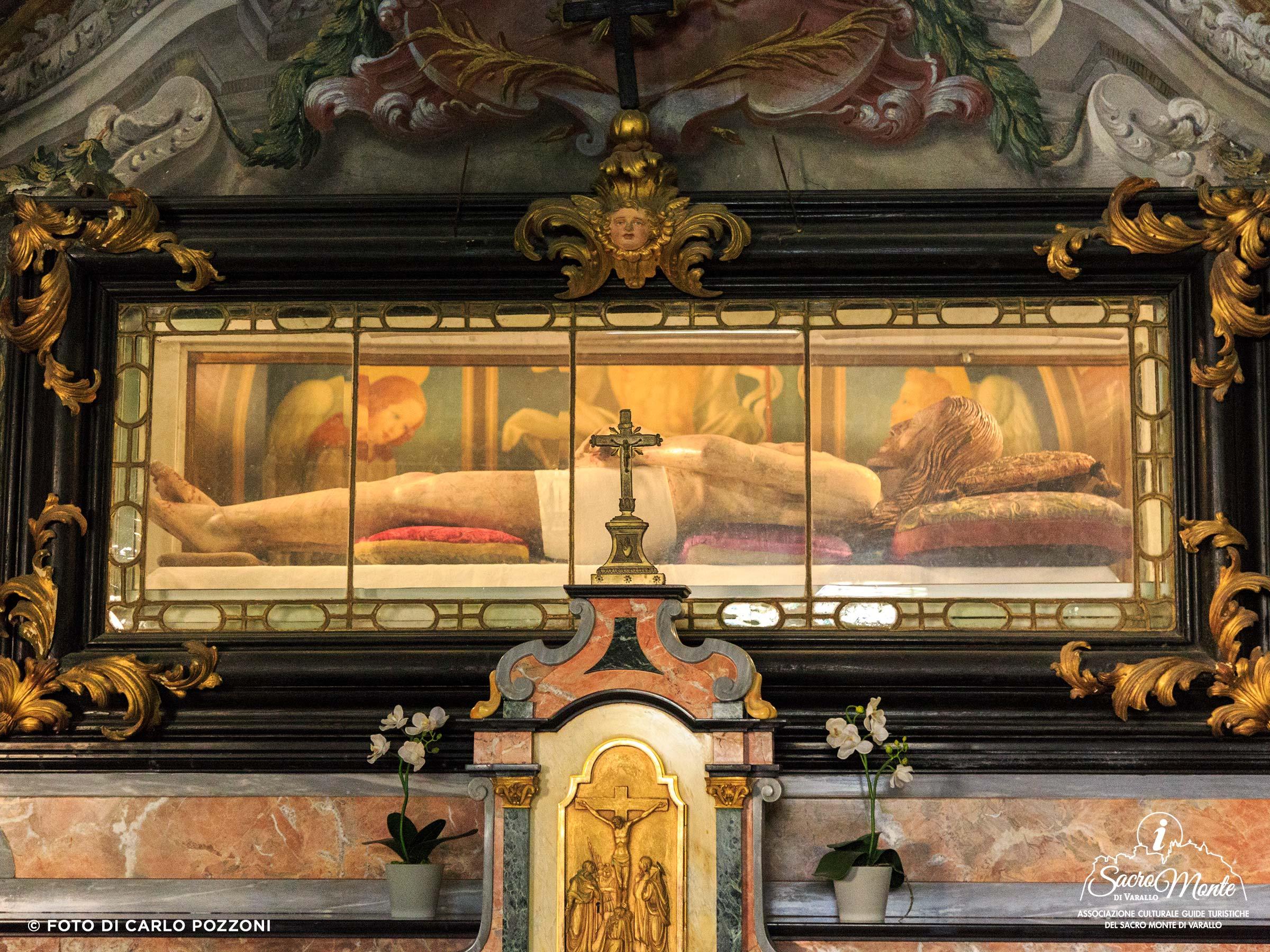 Sacro Monte di Varallo santo sepolcro