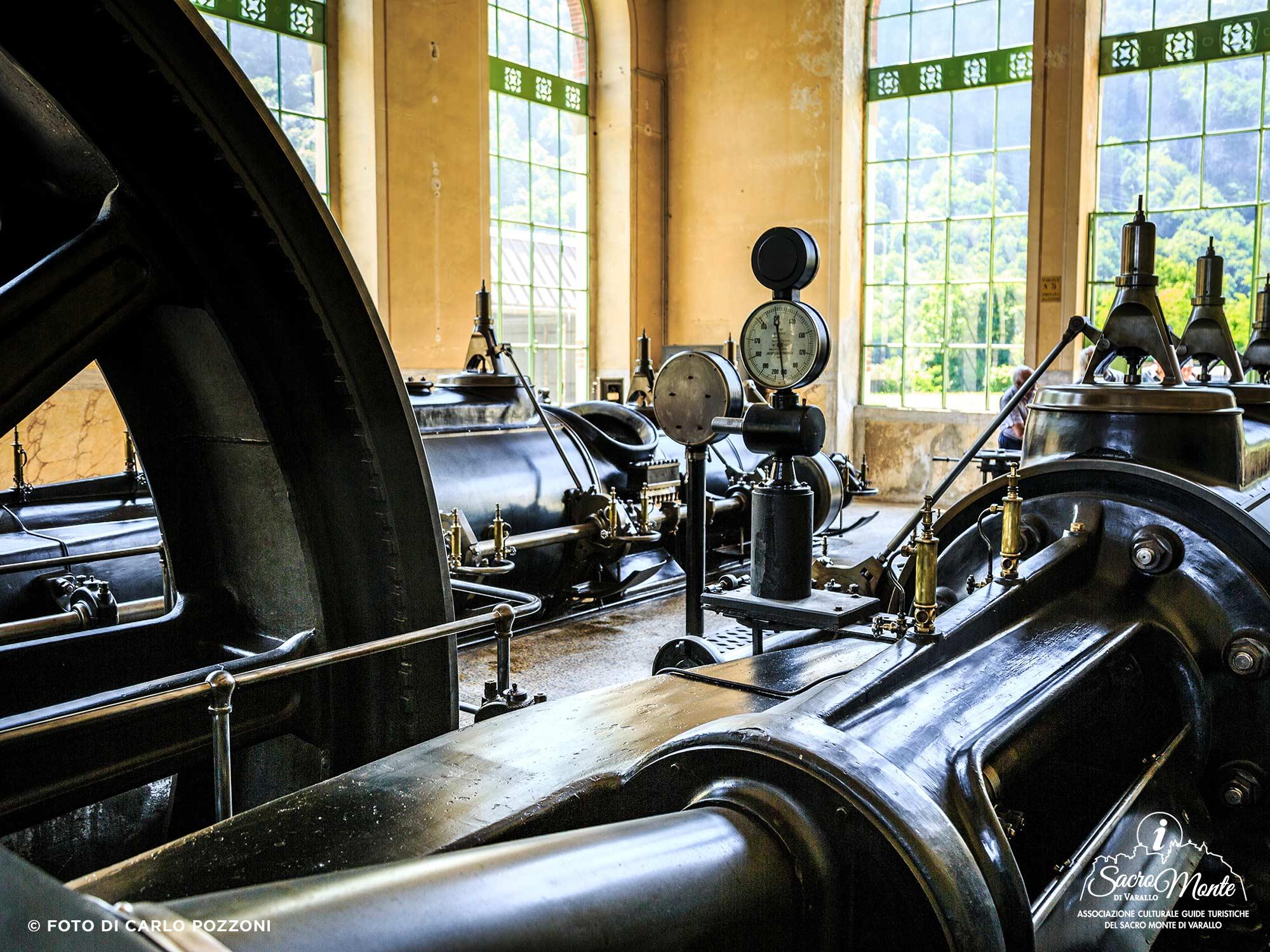 Sacro Monte di Varallo, Museo dell'Energia