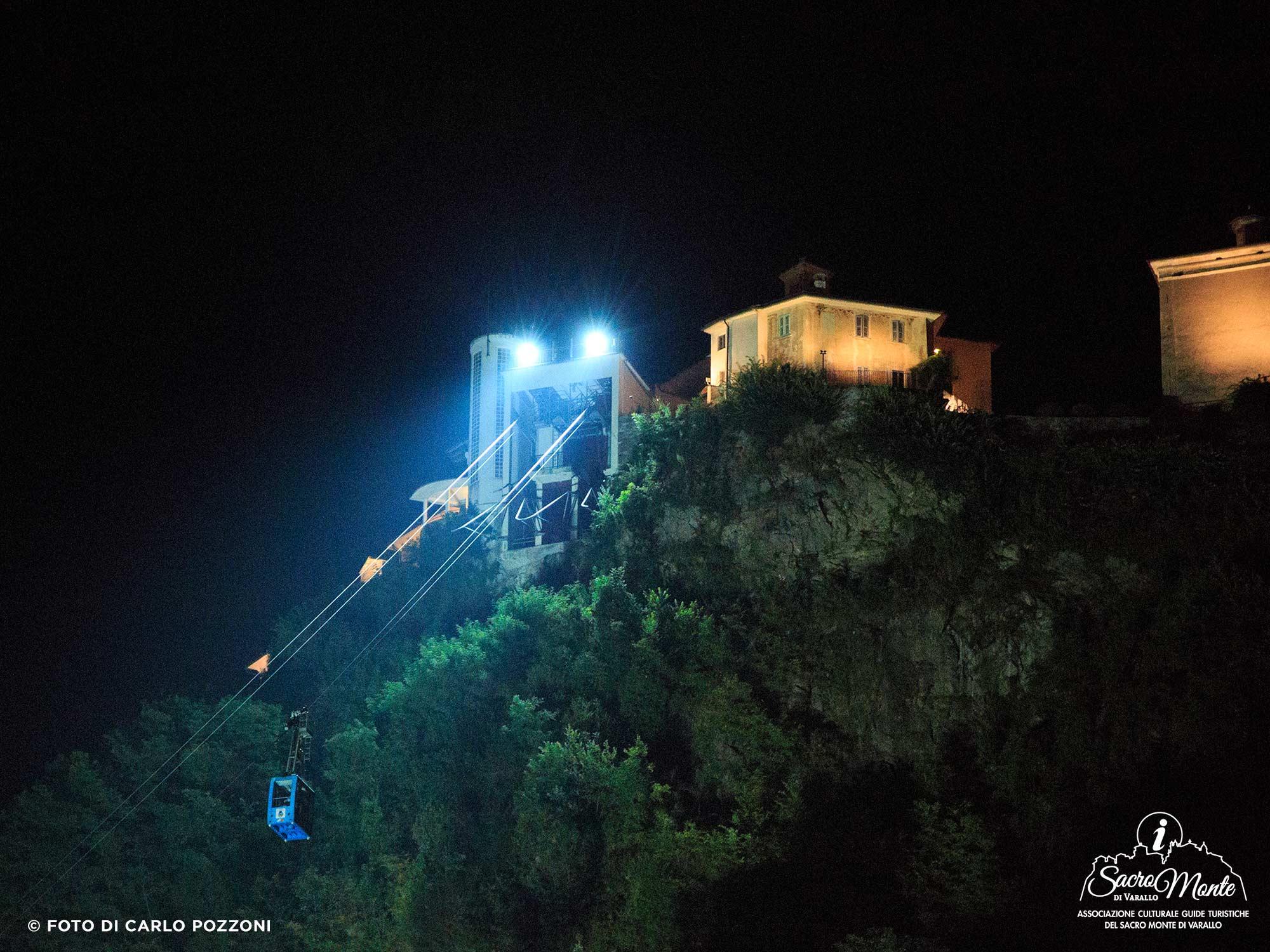 Funivia Sacro Monte di Varallo