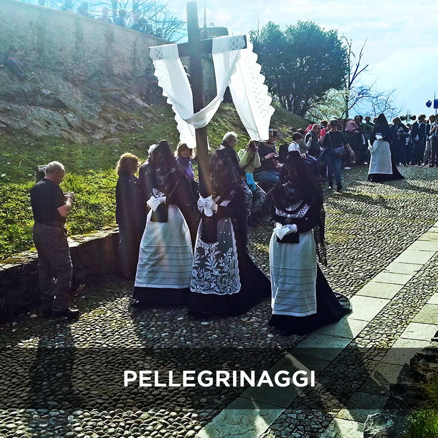Sacro Monte di Varallo pellegrinaggi