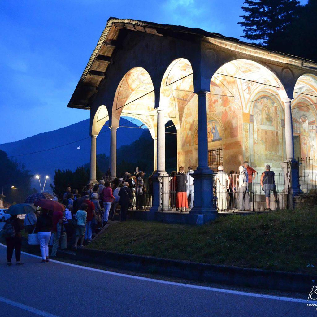 Oratorio di Loreto, Varallo, Sacro Monte di Varallo