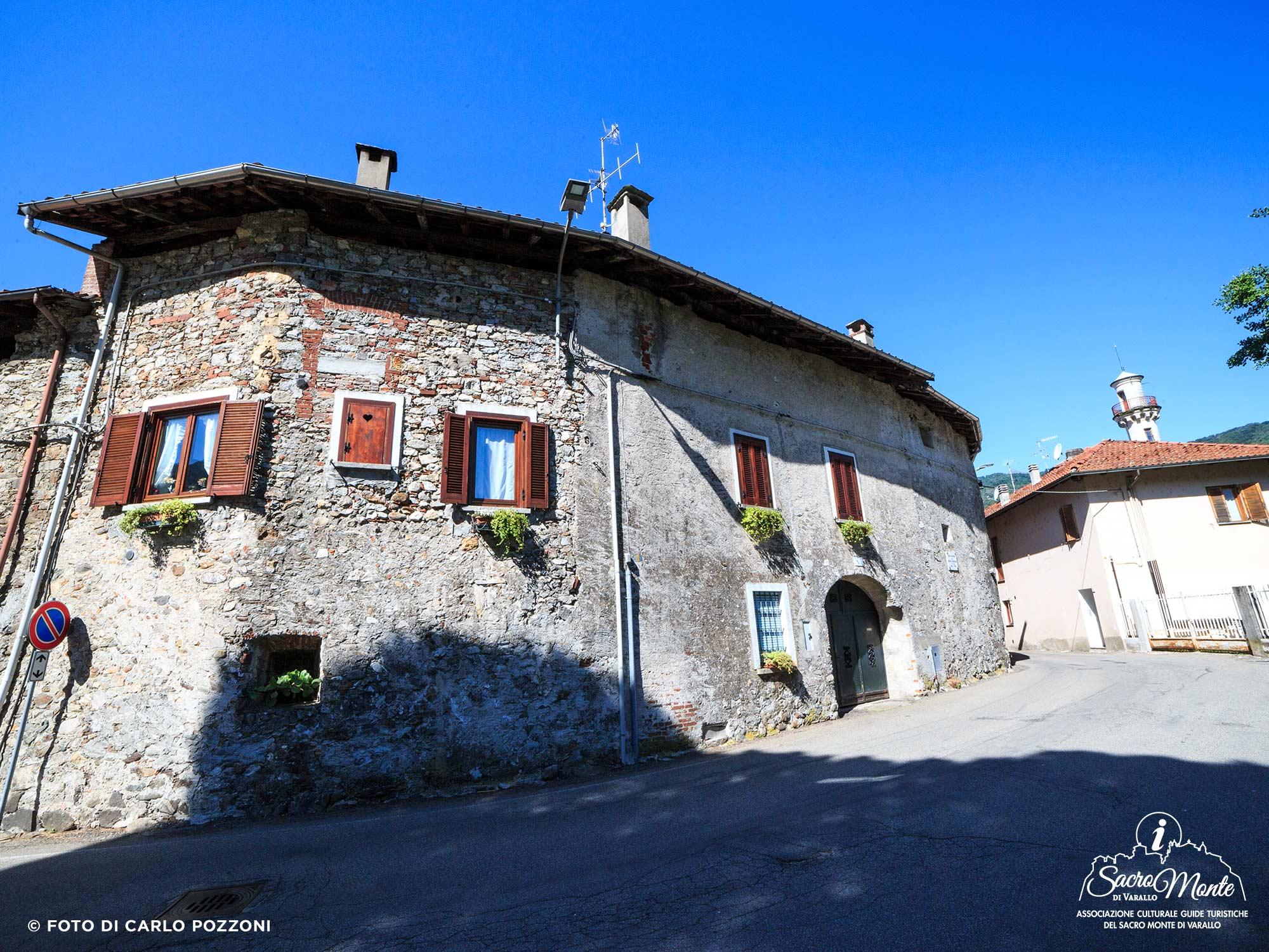 Sacro Monte di Varallo tour Quarona