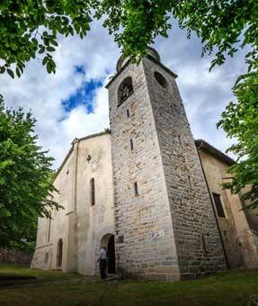 Sacro Monte di Varallo tour Quarona chiesa San Giovanni Al Monte